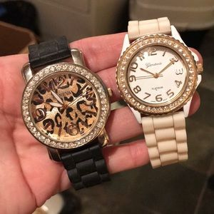 Geneva Women's watches!